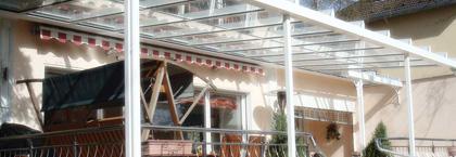 msk terrassen&uumlberdachung